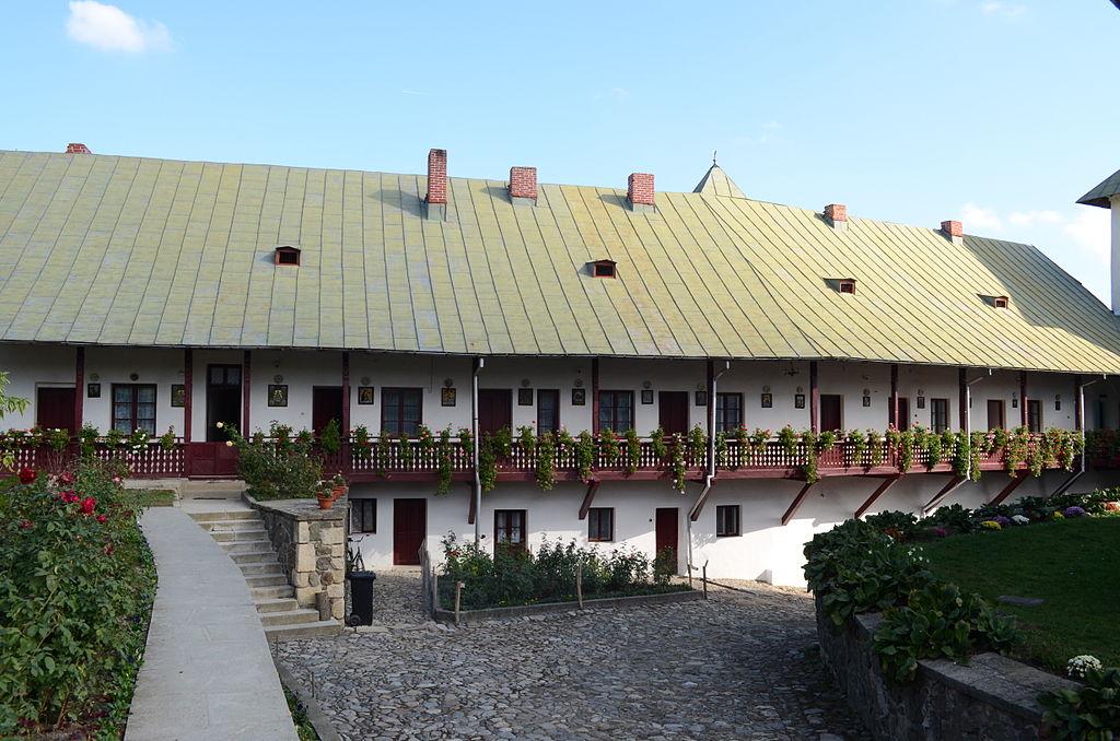 Manastirea Govora1