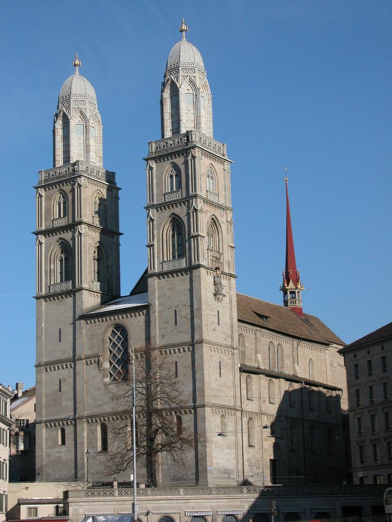 Manastirea Grossmunster