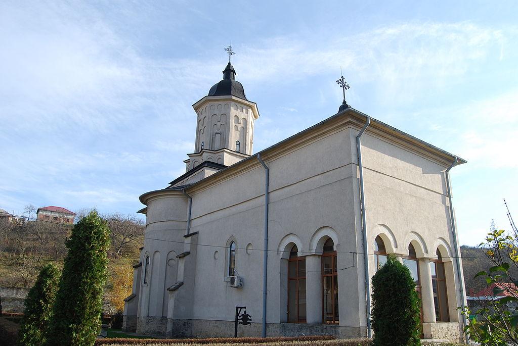 Manastirea Hlincea1