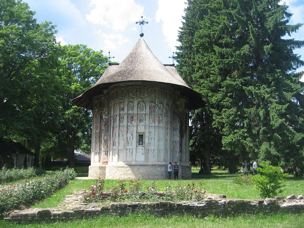Manastirea Humor1