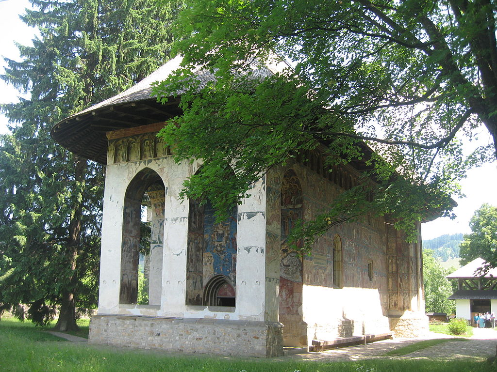 Manastirea Humor11