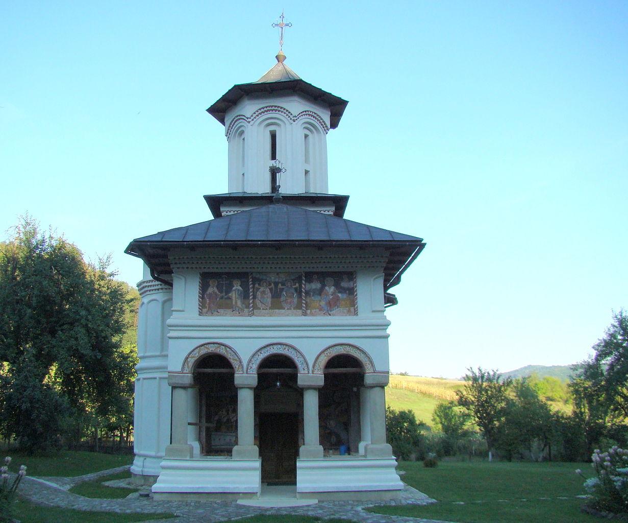 Manastirea Longresti