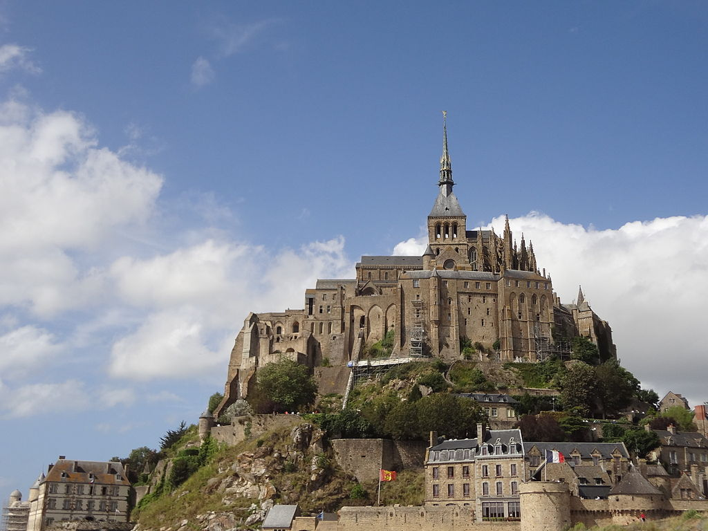 Manastirea Mont-Saint-Michel