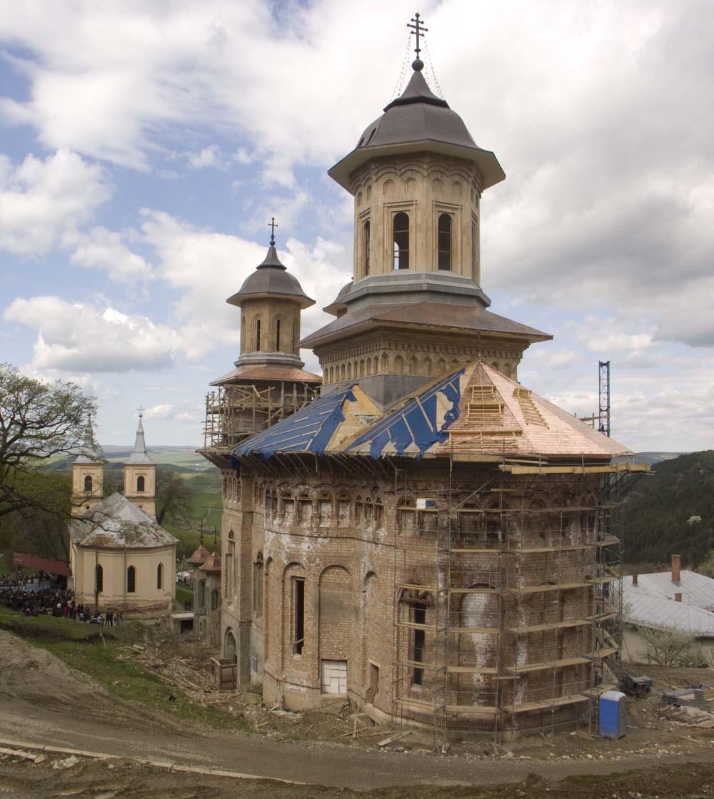 Manastirea Nicula11