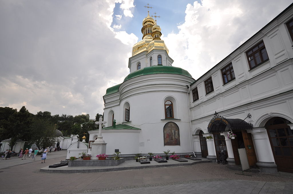 Manastirea Pesterilor din Kiev111