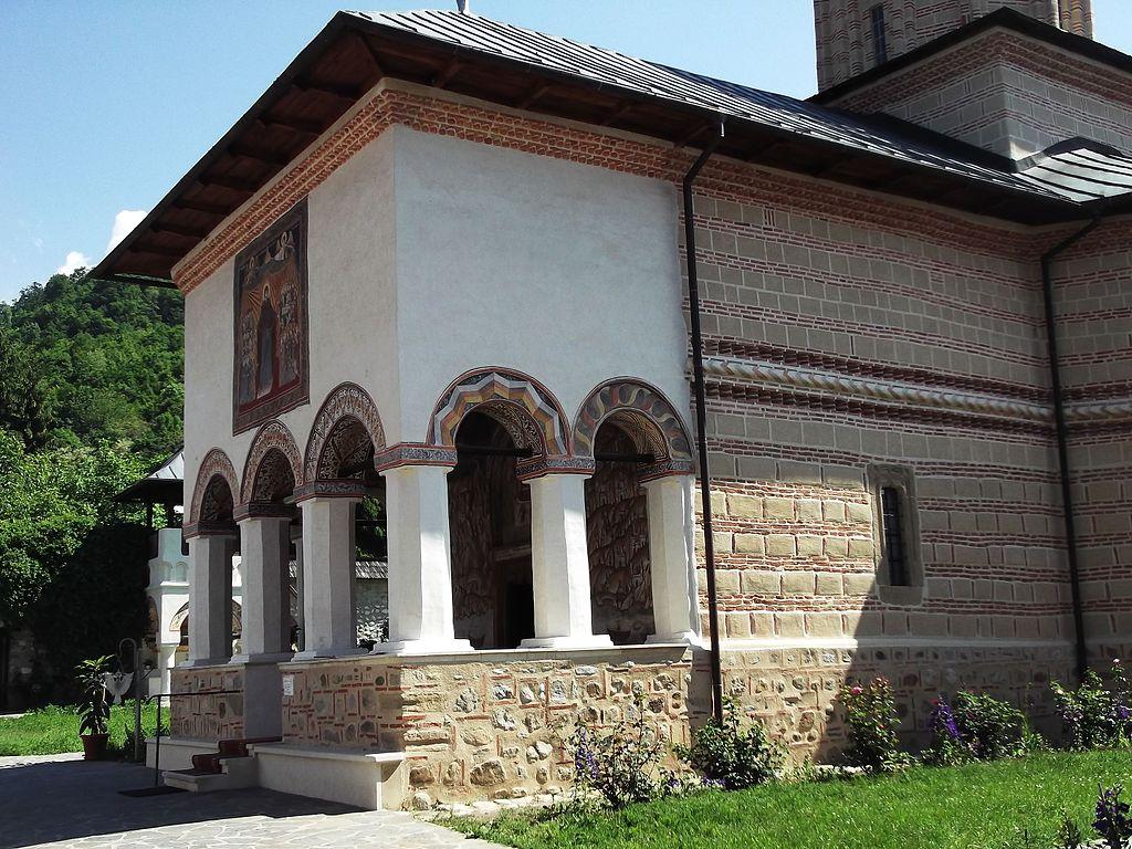 Manastirea Polovragi123