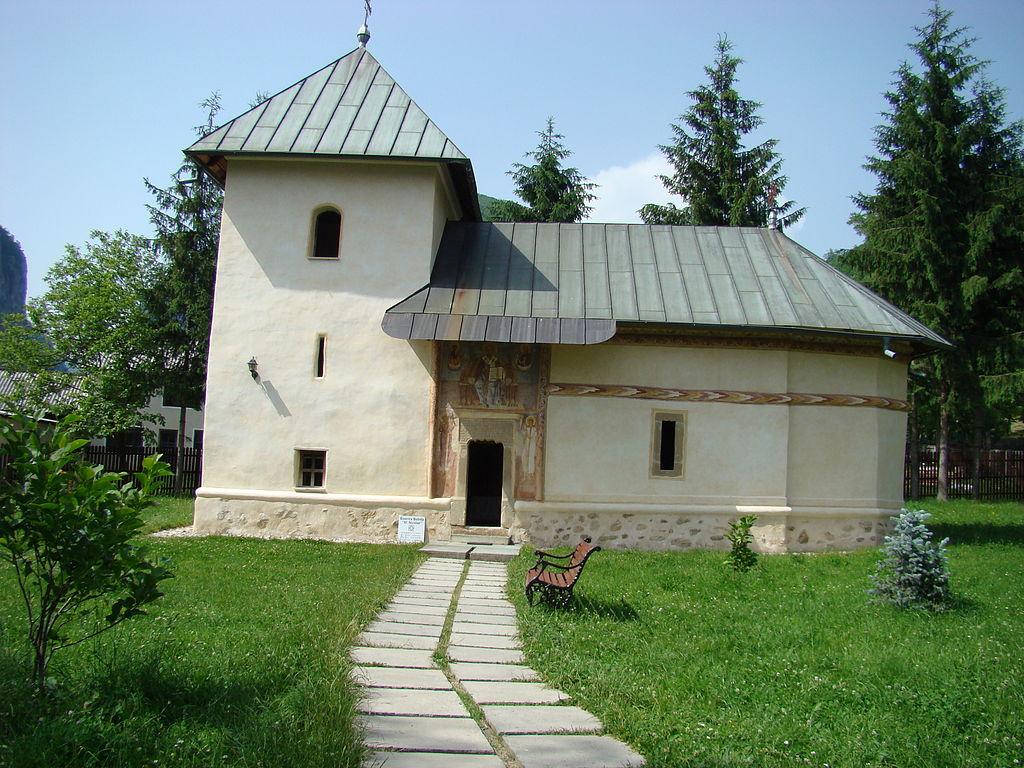Manastirea Polovragi1233