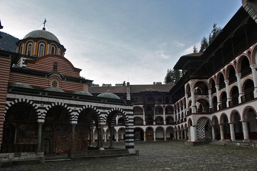 Manastirea Rila1