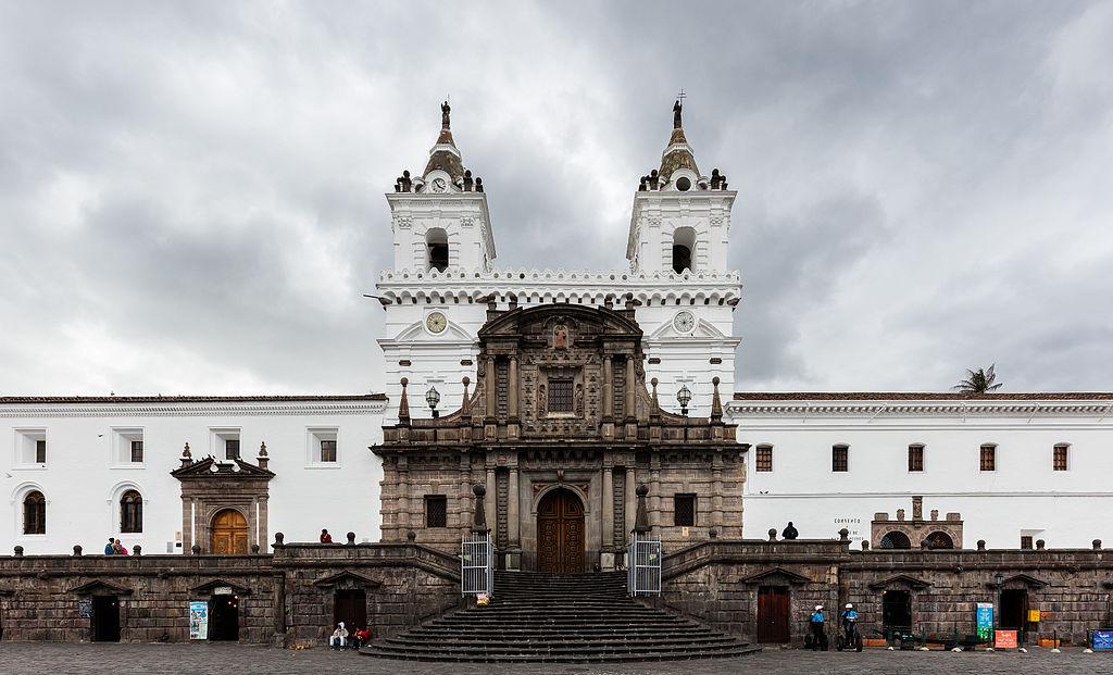 Manastirea San Francisco din Quito