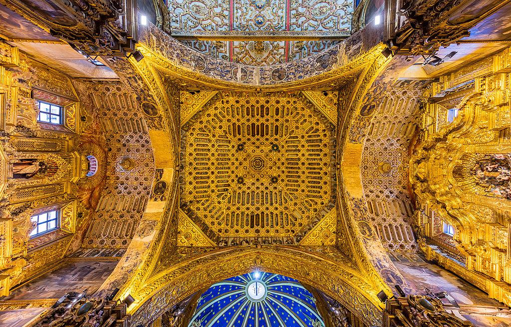 Manastirea San Francisco din Quito111