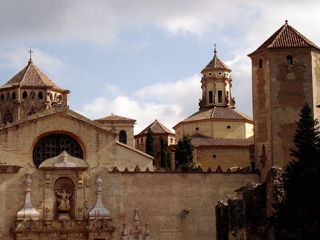 Manastirea Santa Maria de Poblet1