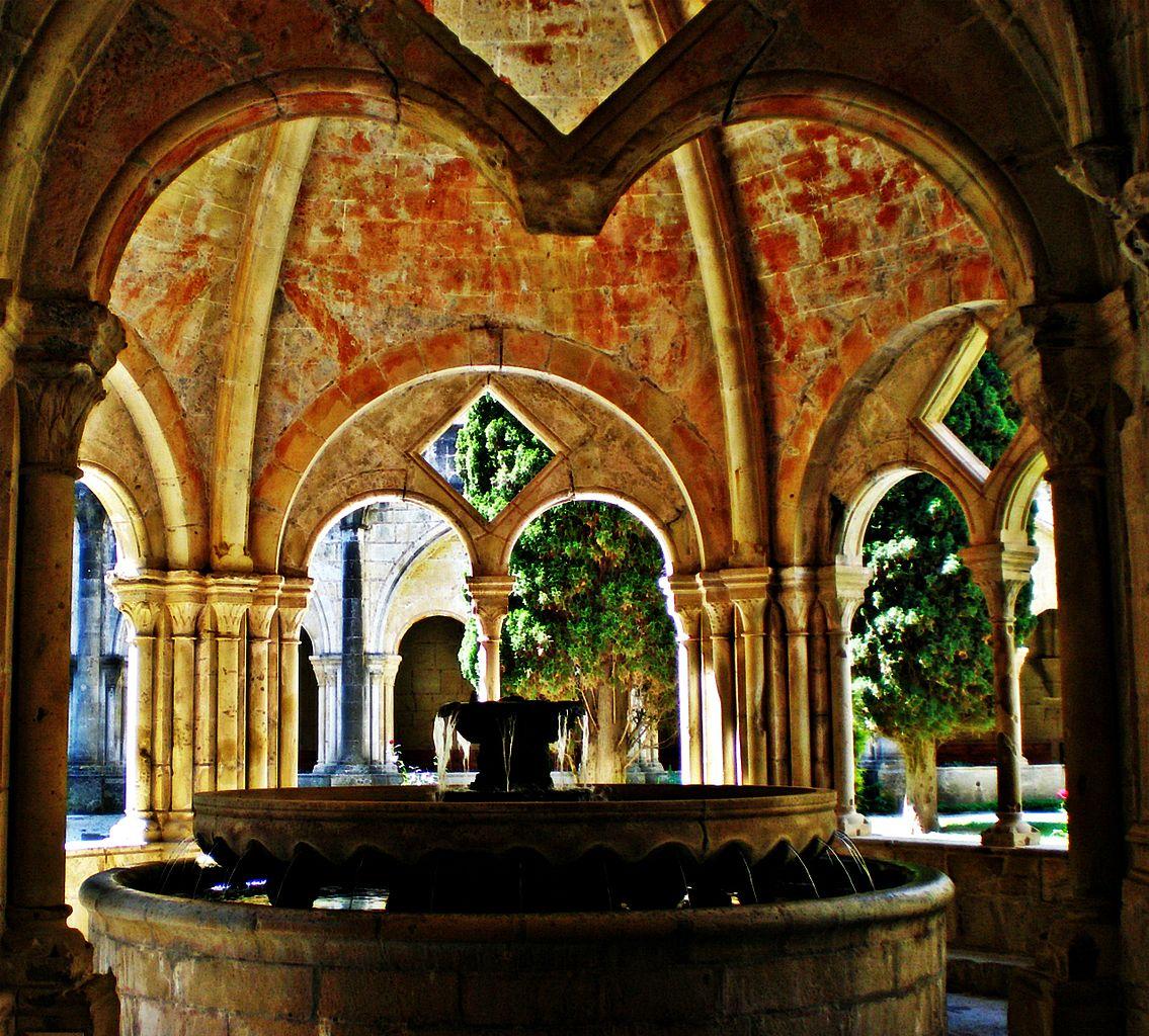 Manastirea Santa Maria de Poblet111