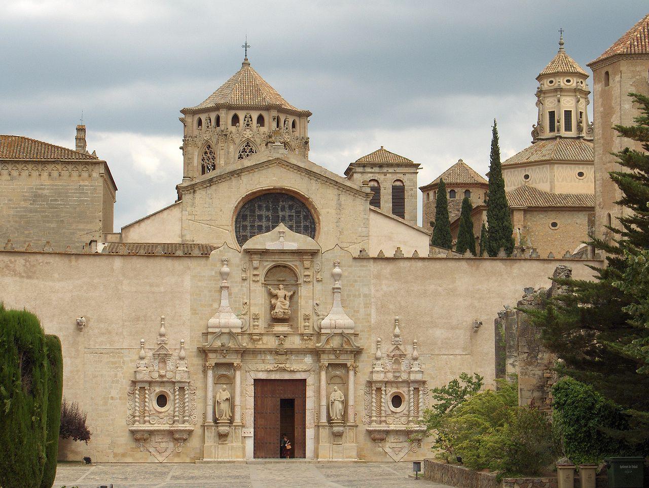 Manastirea Santa Maria de Poblet1111