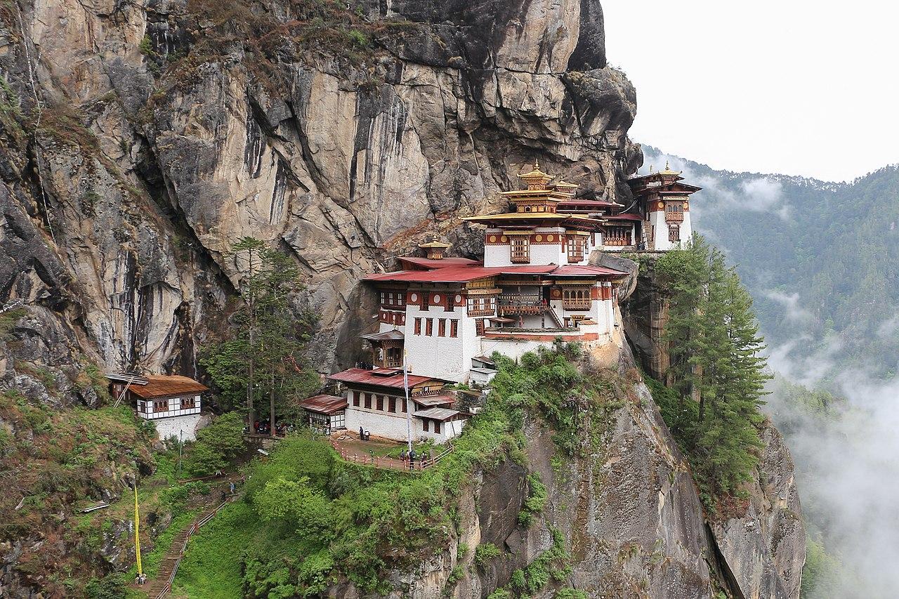 Manastirea Taktsang111
