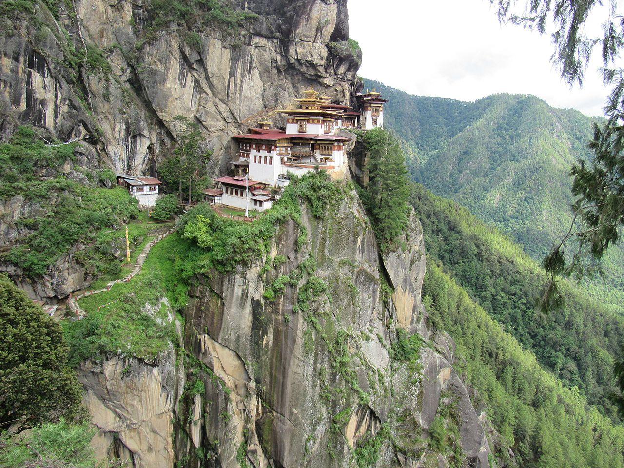 Manastirea Taktsang1111