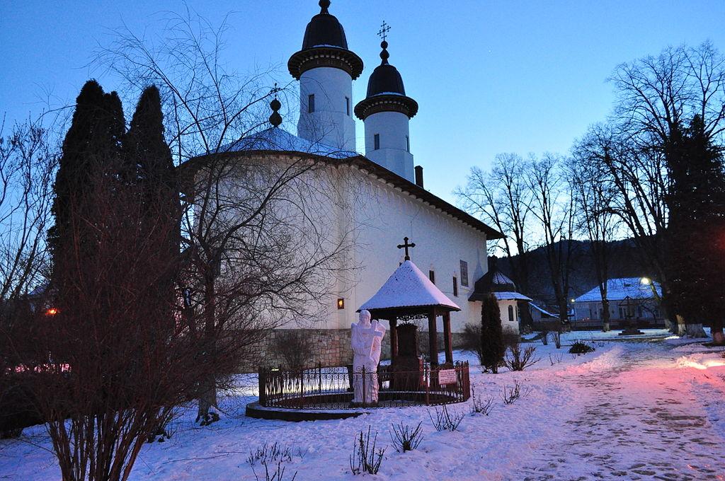 Manastirea Varatec 22