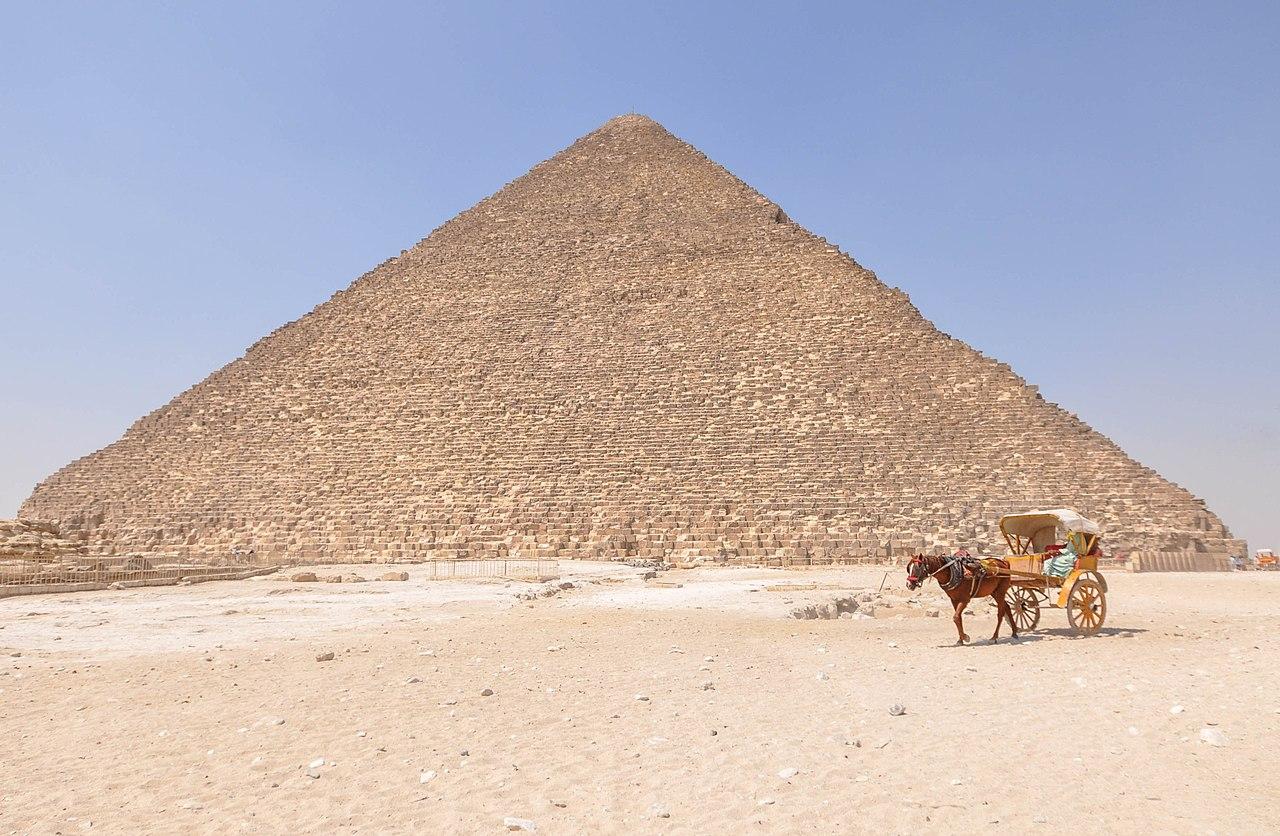 Marea piramida a lui Khufu1111