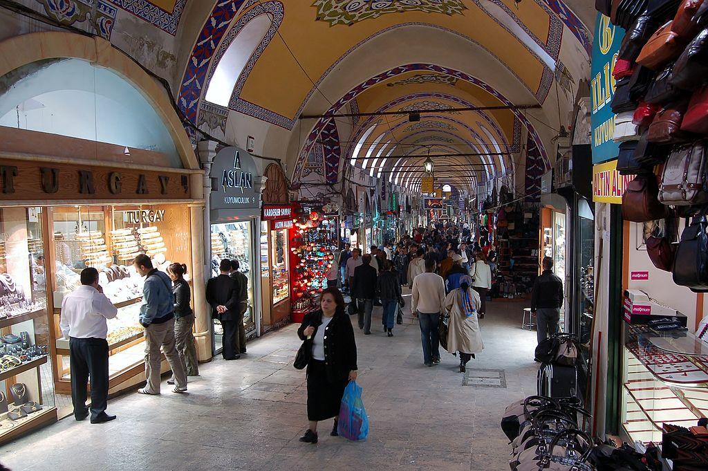 Marele Bazar Turcia