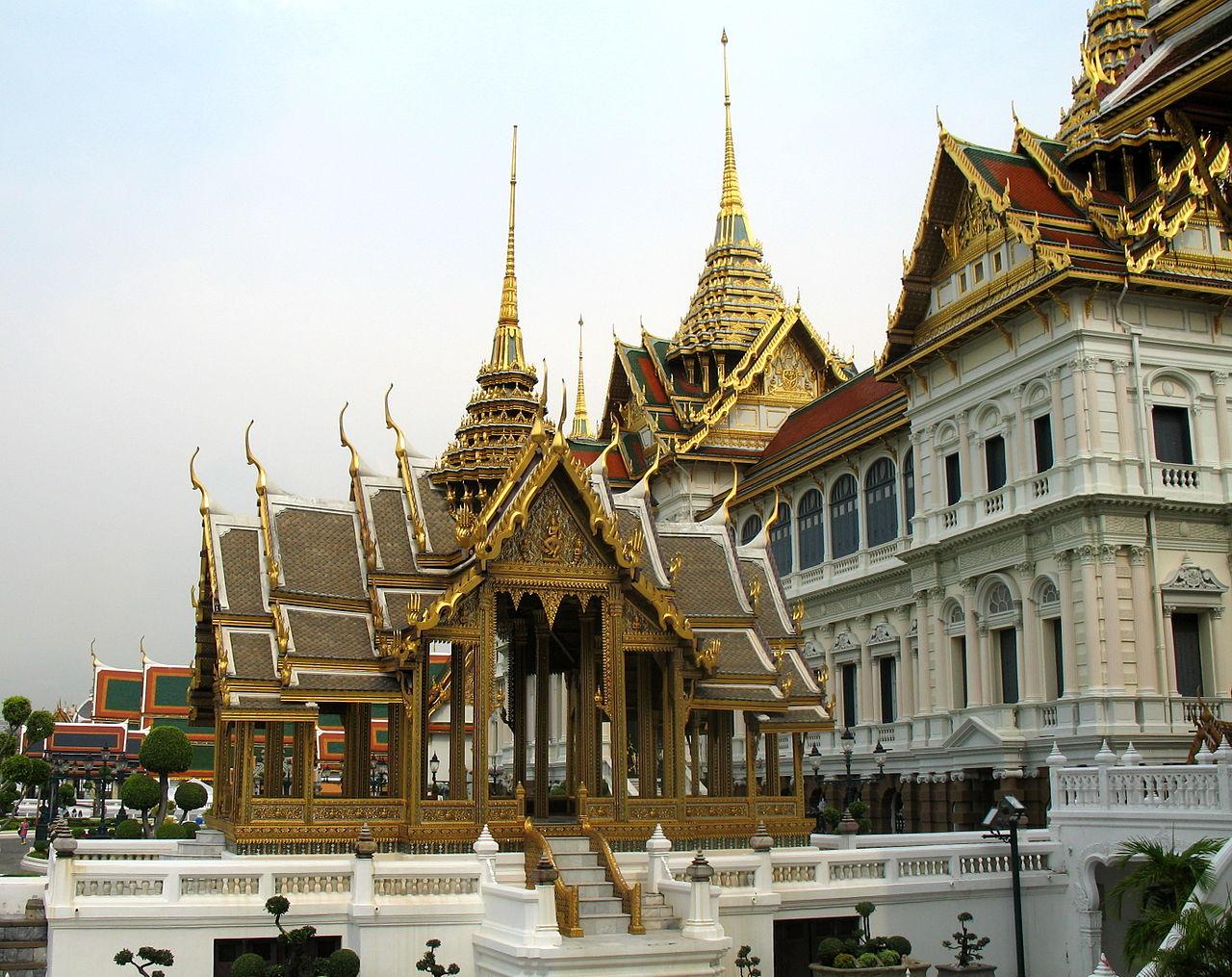Marele Palat din Bangkok111