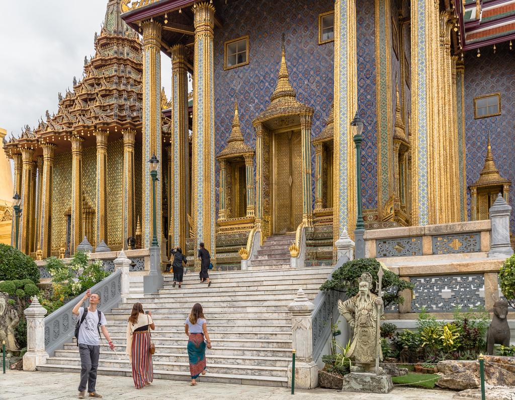 Marele Palat din Bangkok111111