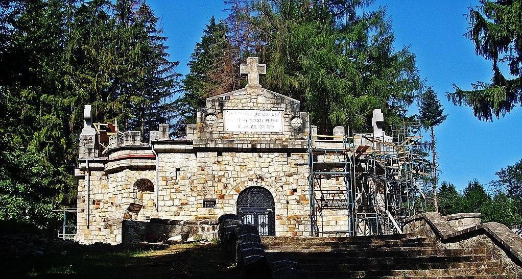 Mausoleul Eroilor Soveja