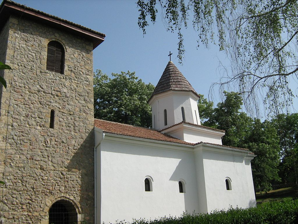 Mausoleul Karagheorghe11
