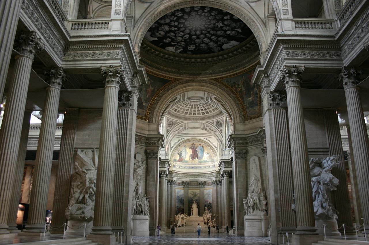 Mausoleul Pantheon din Paris11