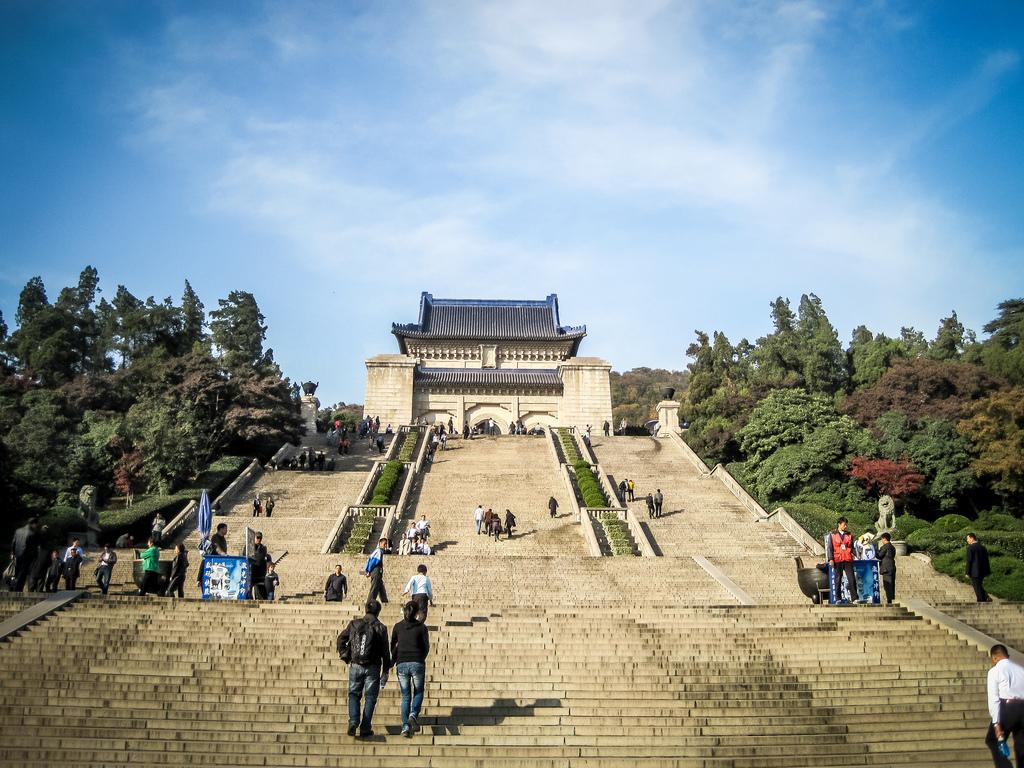 Mausoleul Sun Yatsen