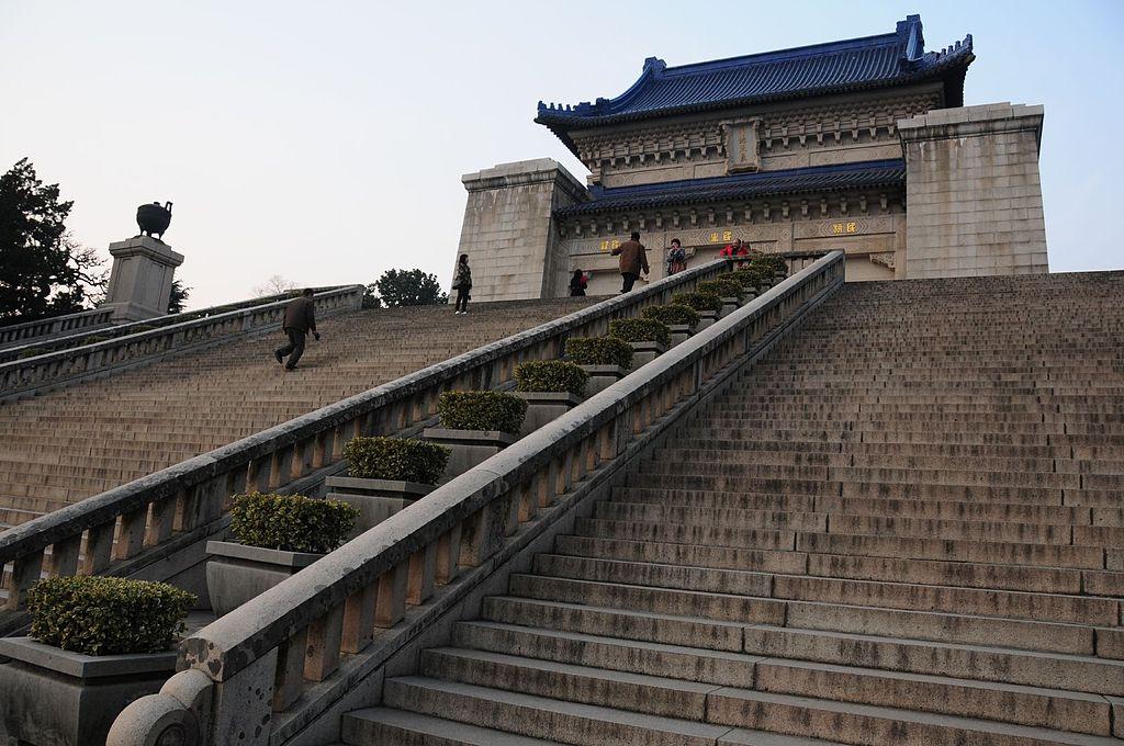 Mausoleul Sun Yatsen1