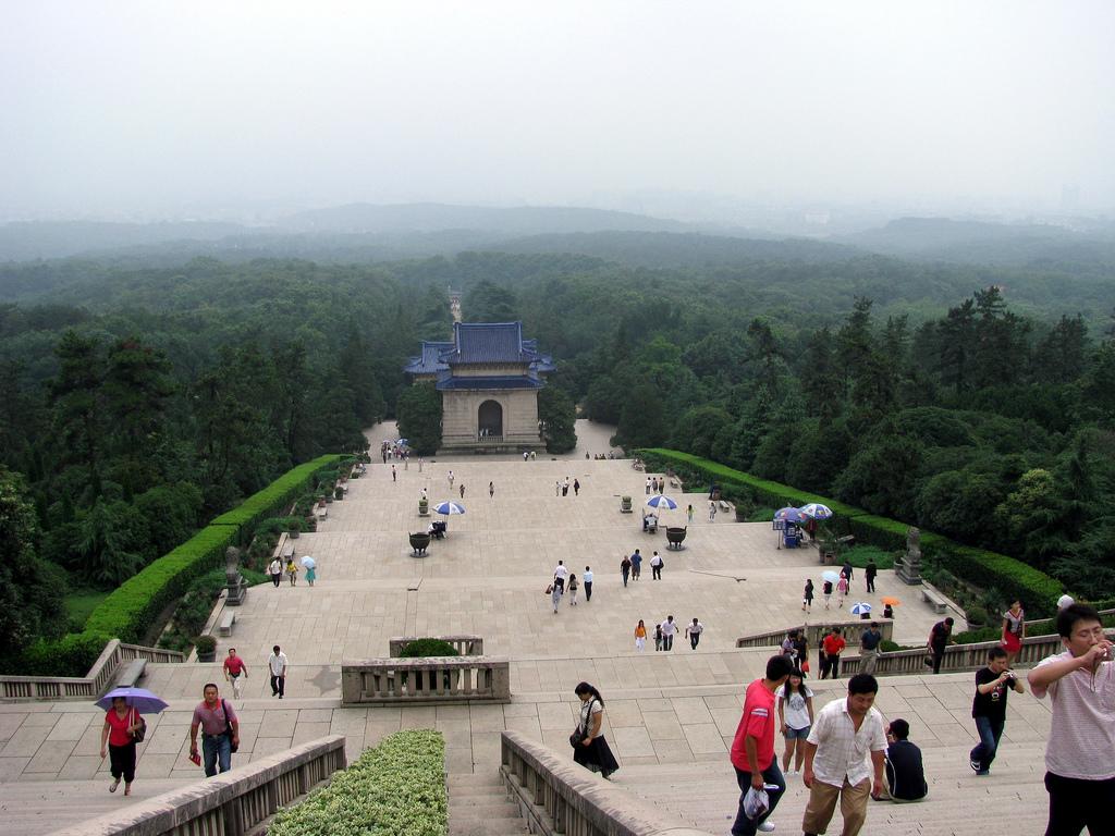 Mausoleul Sun Yatsen11