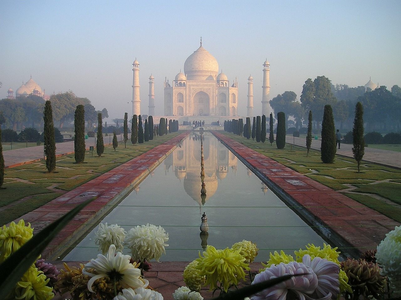 Mausoleul Taj Mahal1