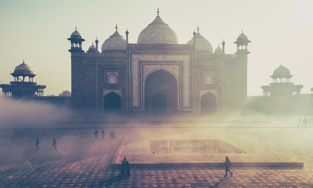 Mausoleul Taj Mahal11
