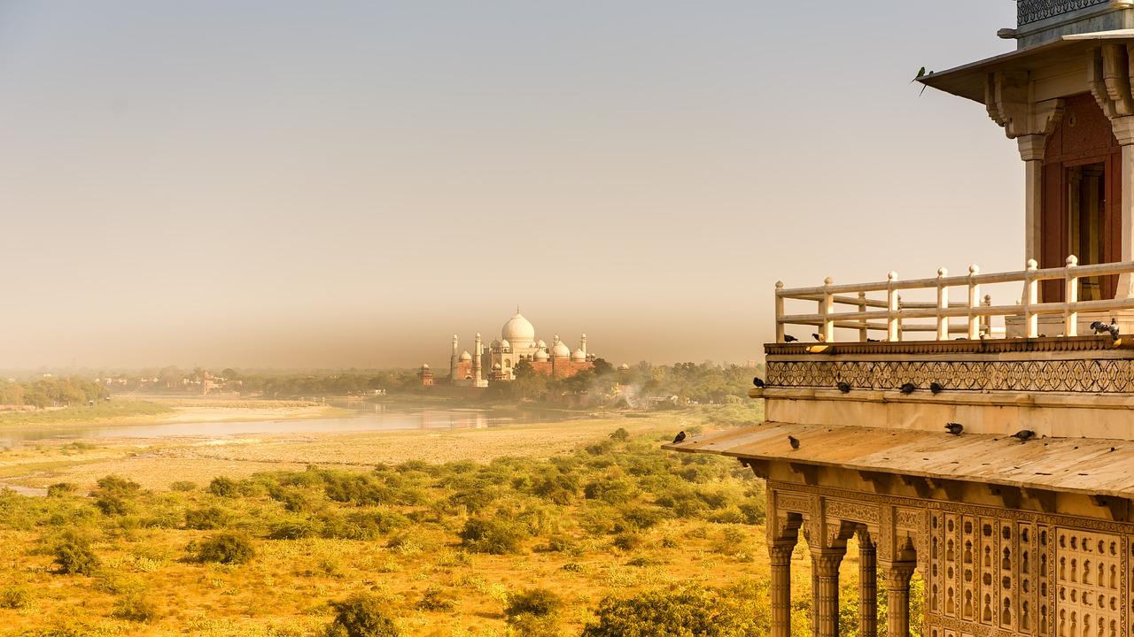 Mausoleul Taj Mahal1111