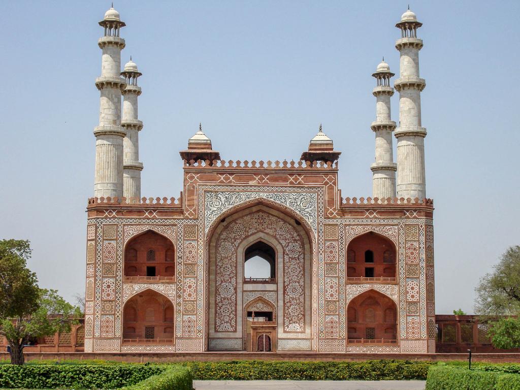 Mausoleul imparatului Akbar