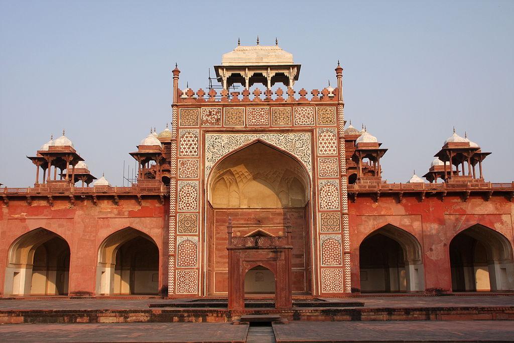Mausoleul imparatului Akbar1