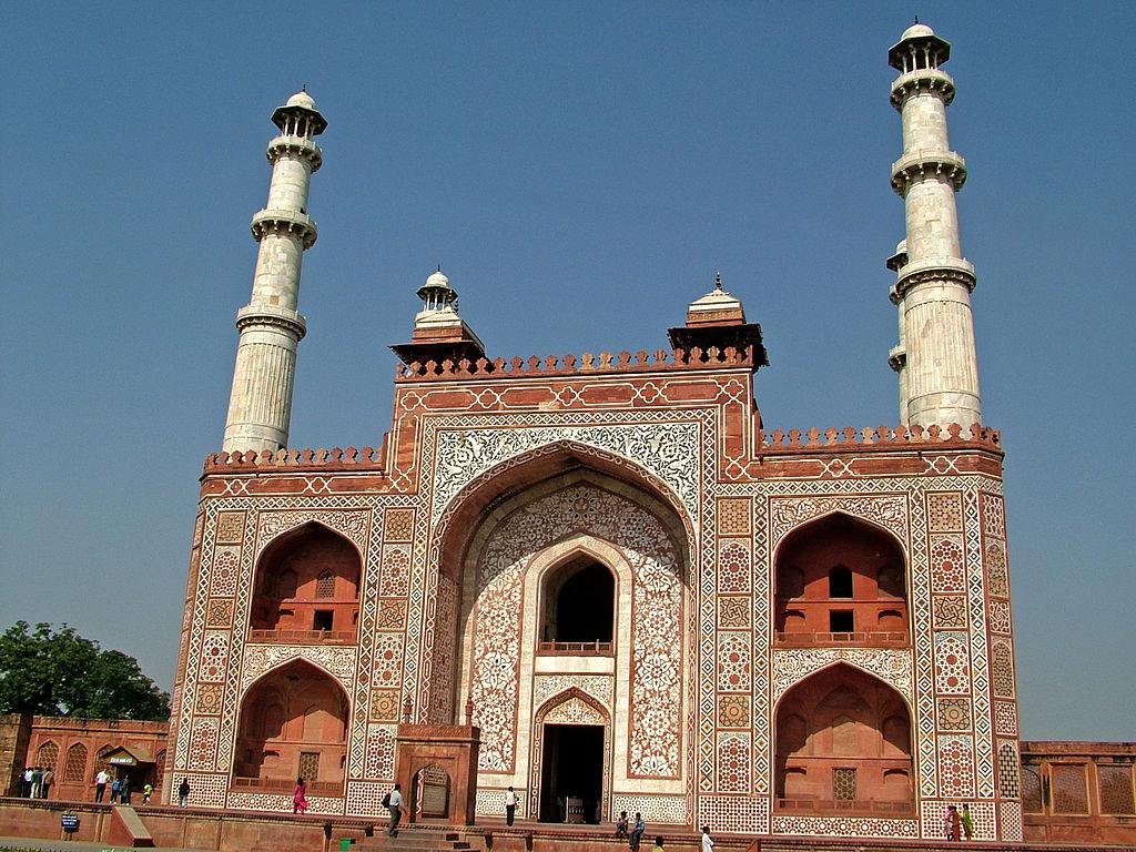 Mausoleul imparatului Akbar11