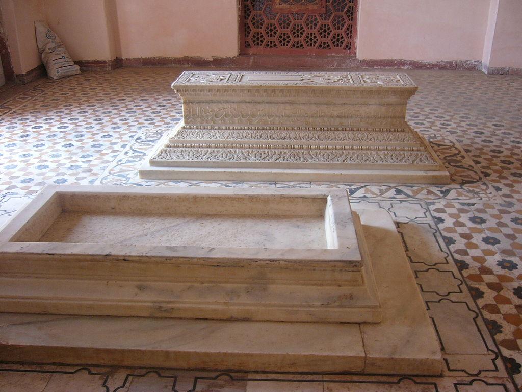Mausoleul imparatului Akbar111