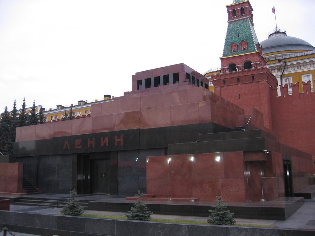 Mausoleul lui Lenin din Moscova1