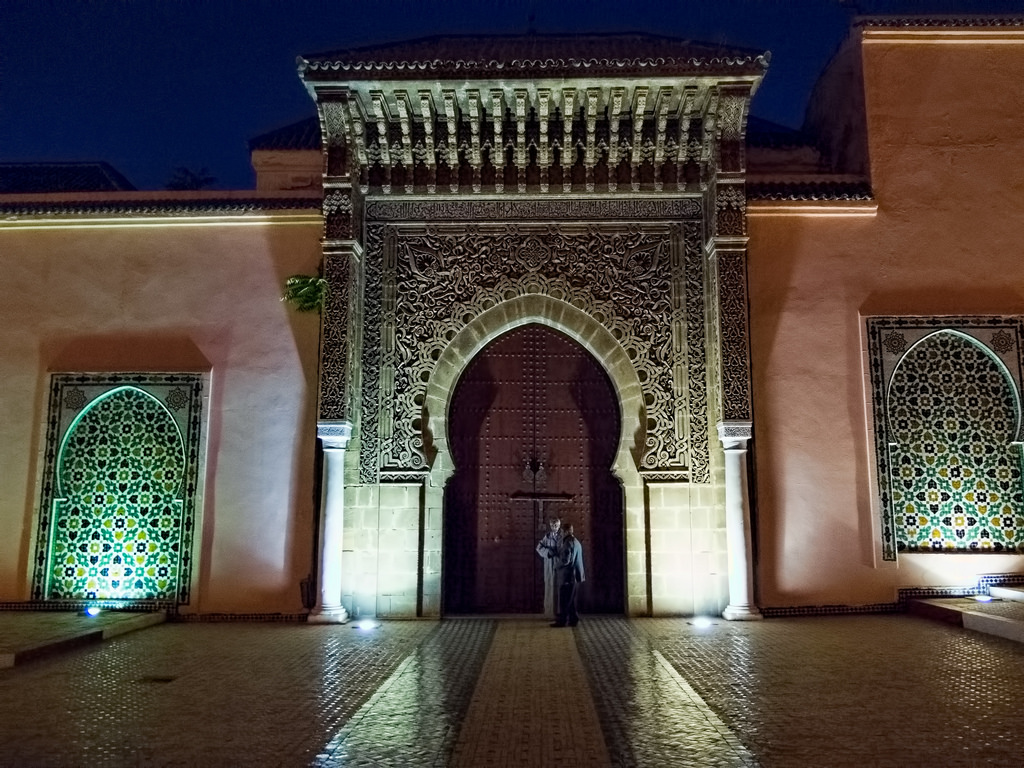 Mausoleul lui Moulay Ismail