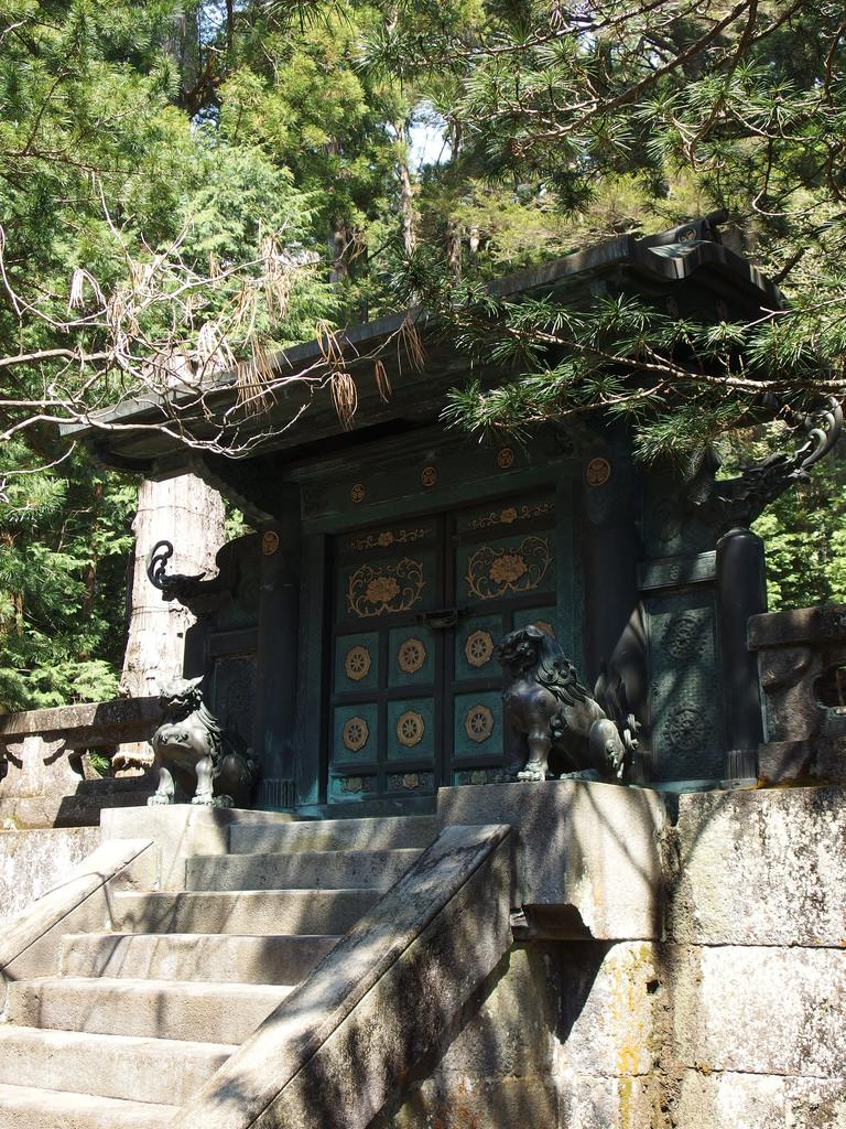 Mausoleul lui Tokugawa Ieyasu11