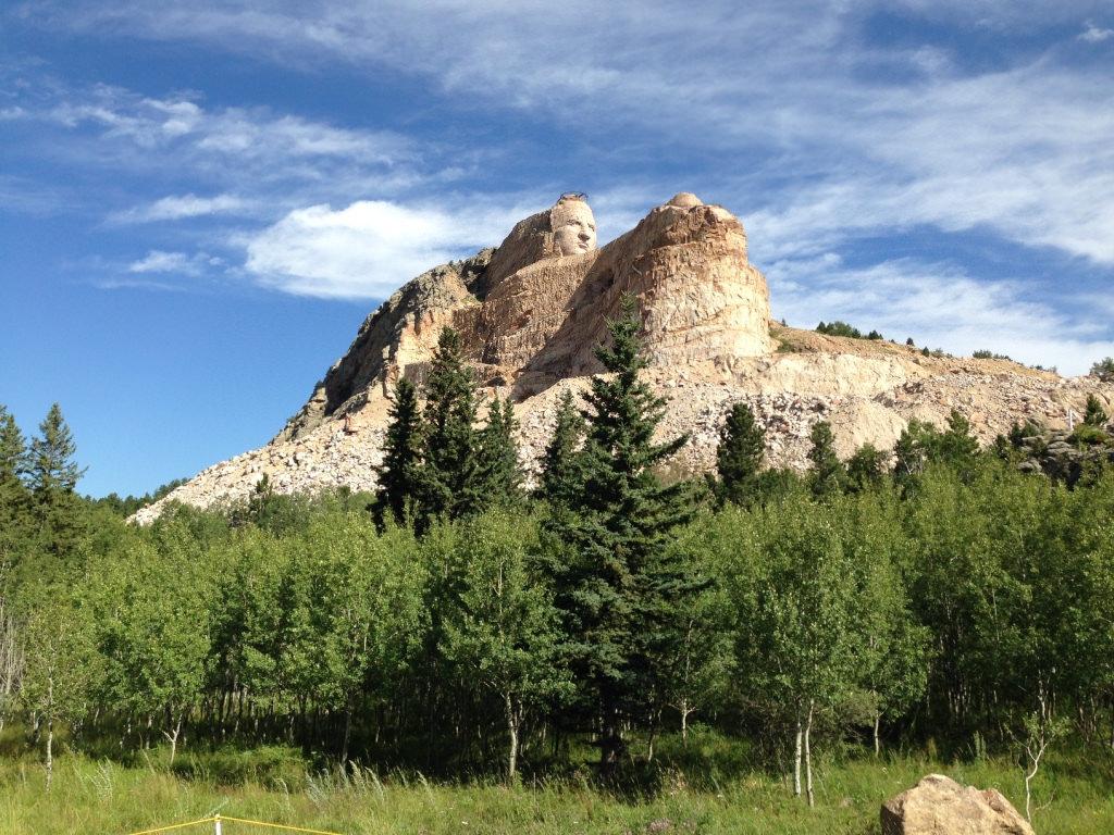 Memorialul Crazy Horse