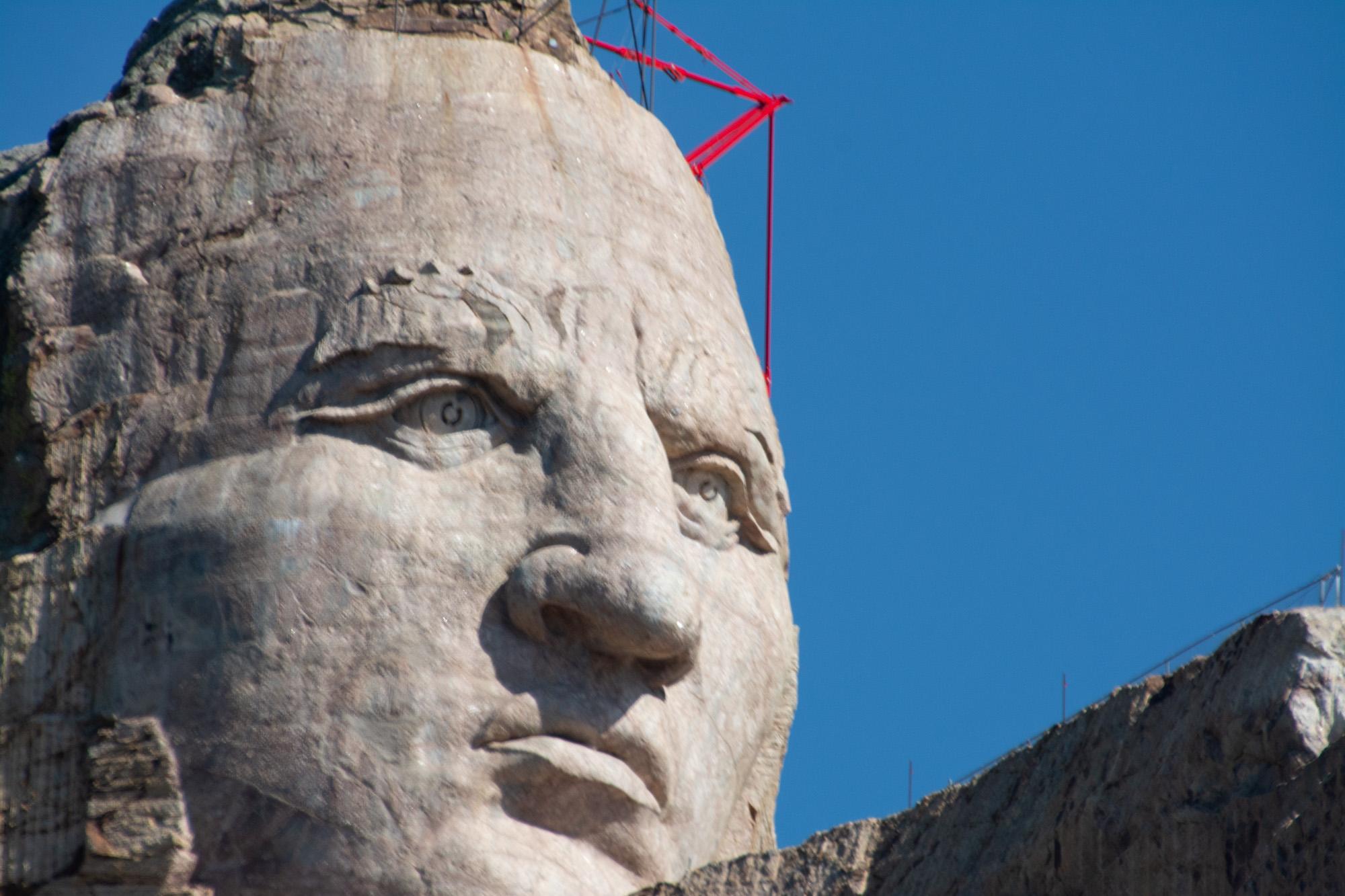 Memorialul Crazy Horse1