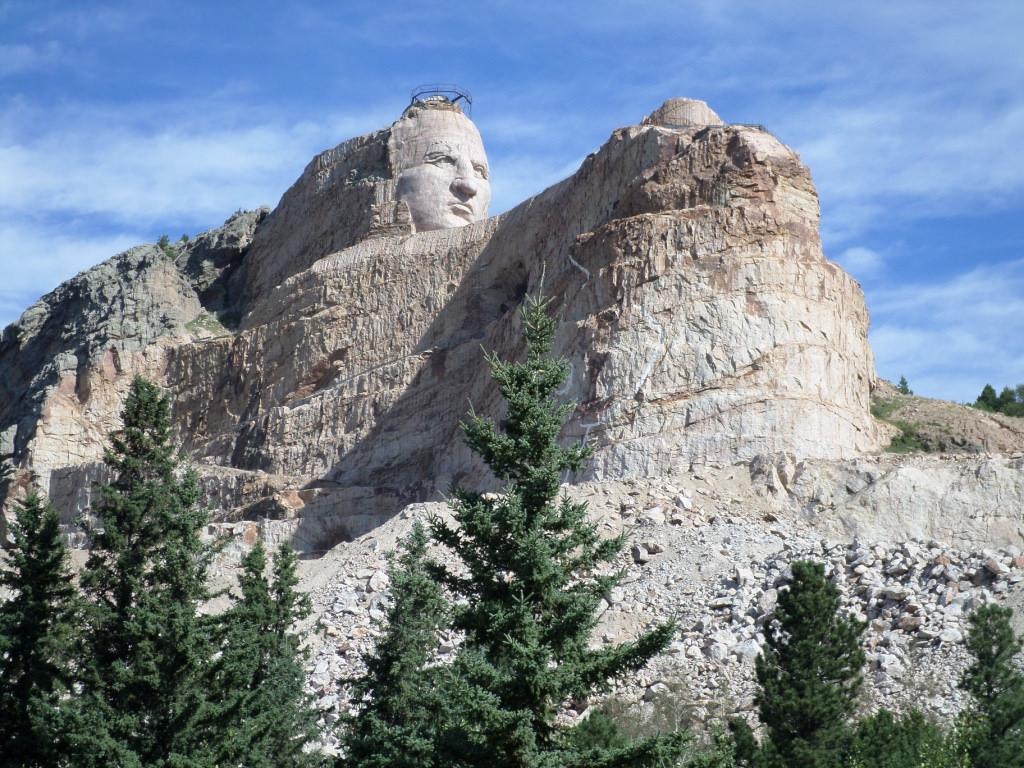 Memorialul Crazy Horse11