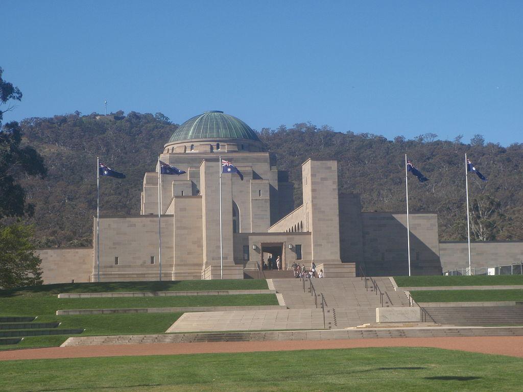 Memorialul National de razboi al Australiei