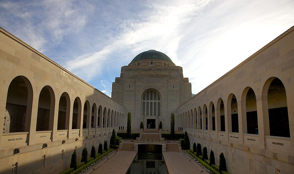 Memorialul National de razboi al Australiei1