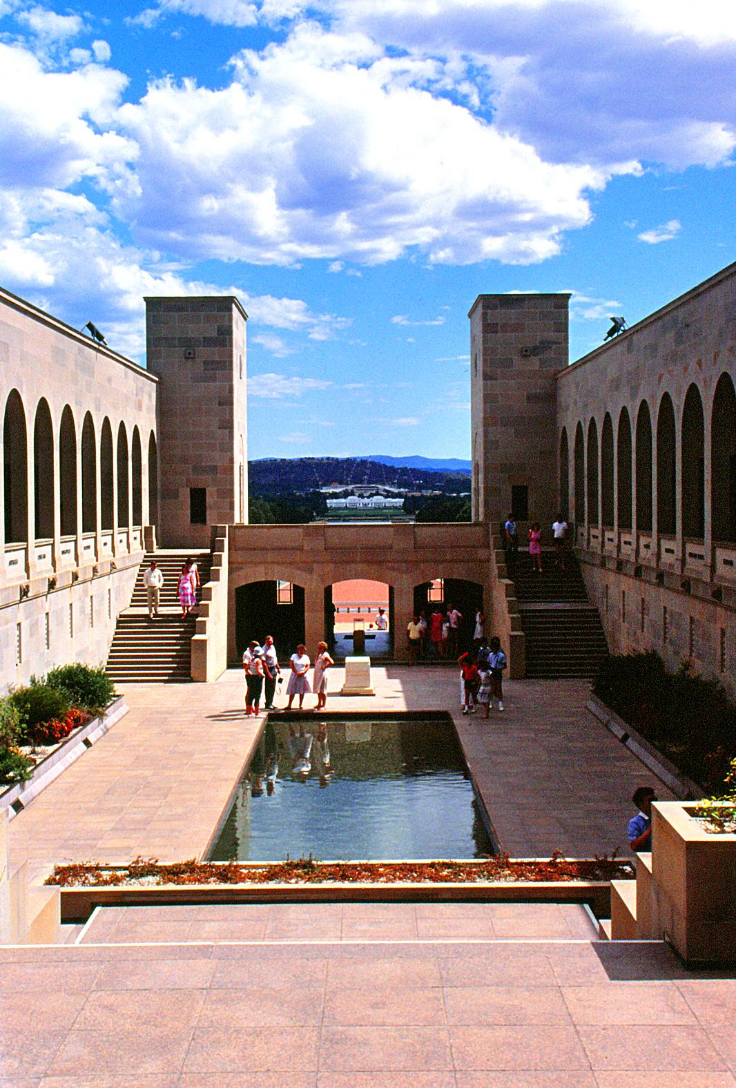 Memorialul National de razboi al Australiei11