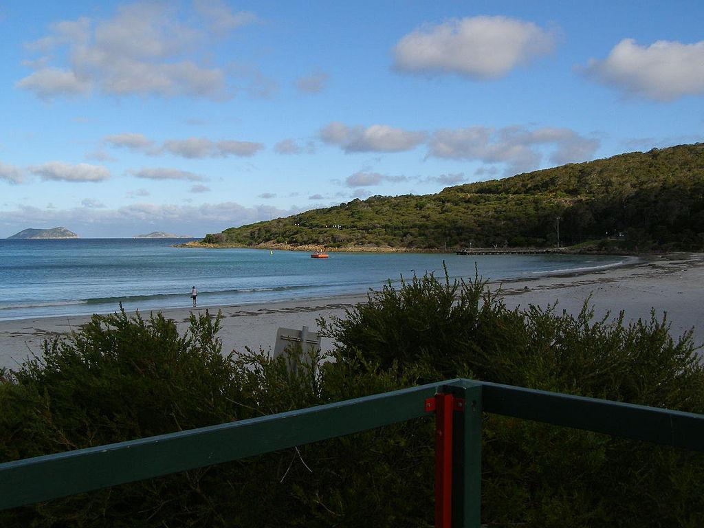 Middleton plaja