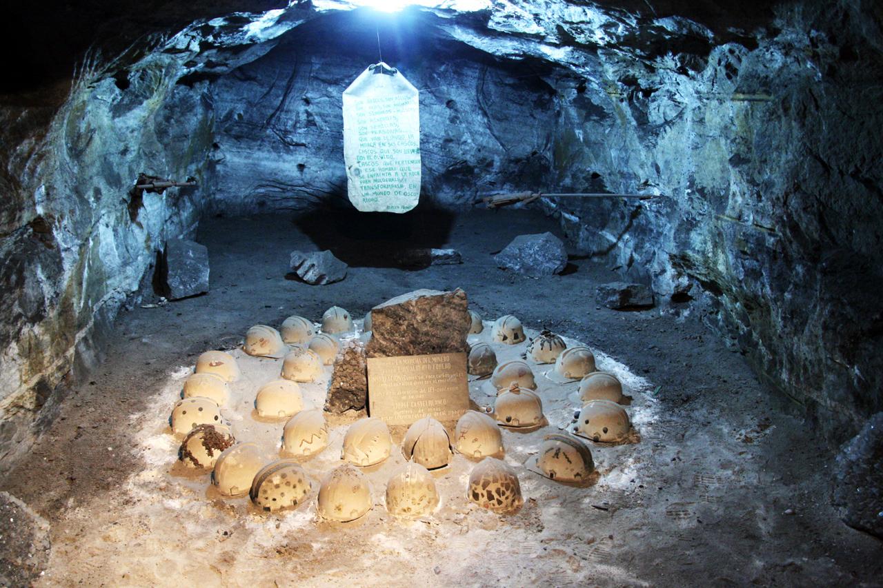 Mina de sare sau Catedrala de sare Zipaquira1