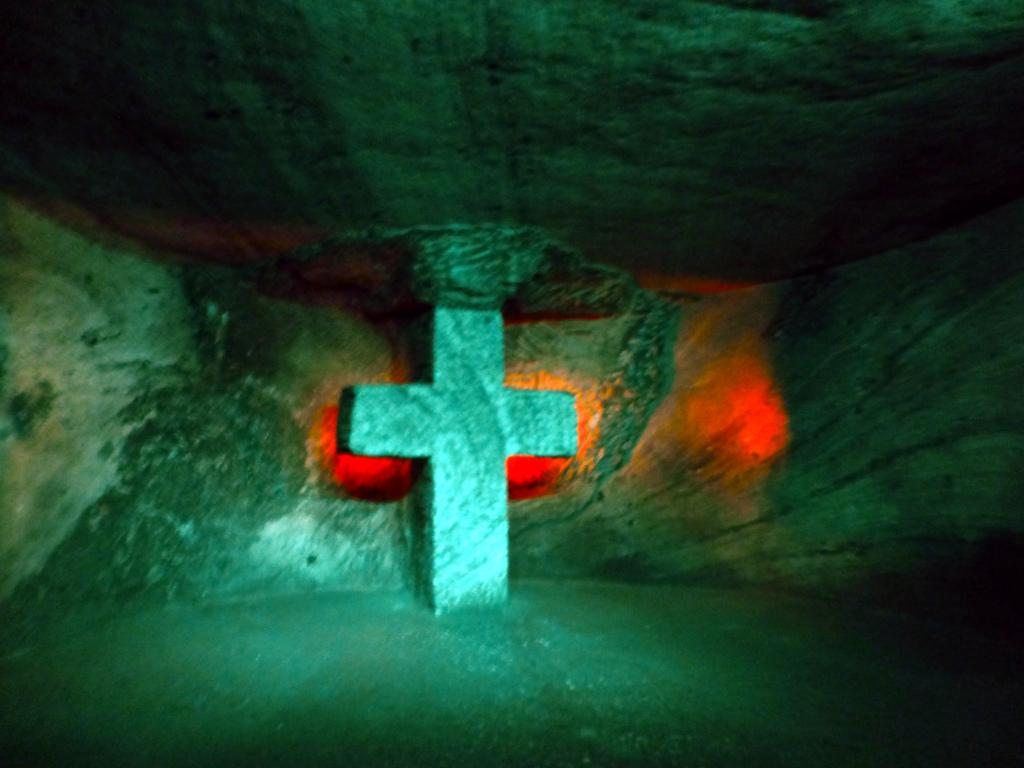 Mina de sare sau Catedrala de sare Zipaquira111