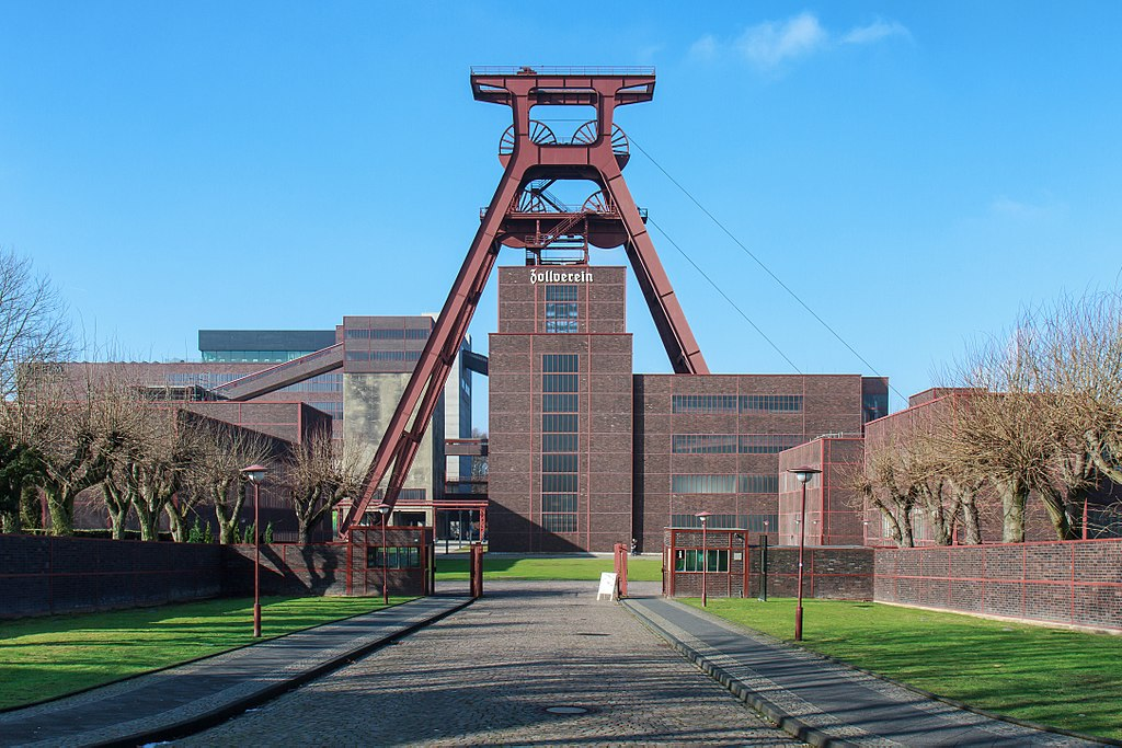 Minele de carbune Zollverein